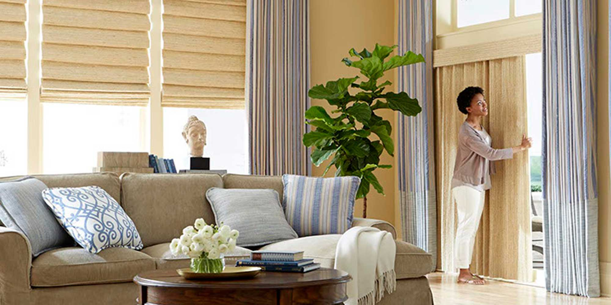 horizons of b fashions temporary blinds fabric shades window elegance treatments walmart roman horizon curtains